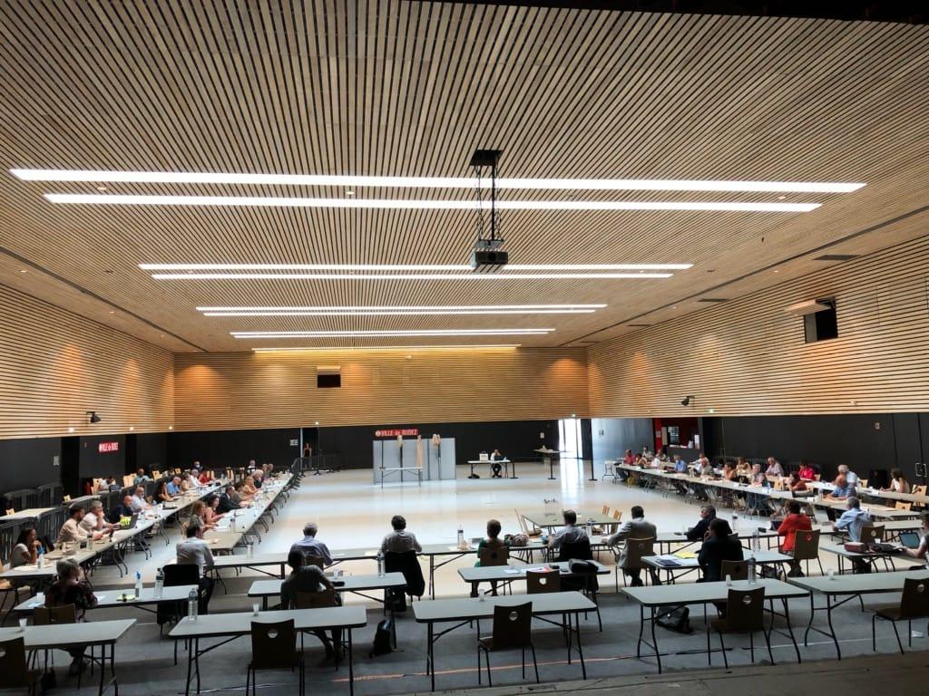 Le conseil d'agglomération élit ses vice-présidents