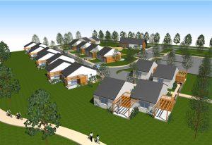 programme de logements pour séniors au Bouldou à Druelle