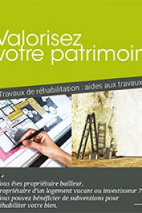 Brochure Valorisez votre patrimoine