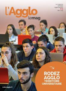 L'agglo, la mag n°10, décembre 2019