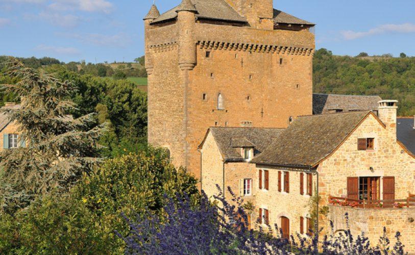 L'église fortifiée d'Inières