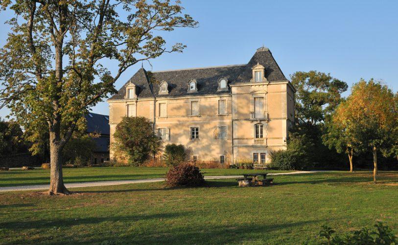 Château du domaine de Combelles