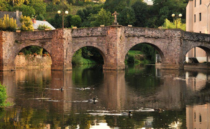 Le pont gothique du Monastère